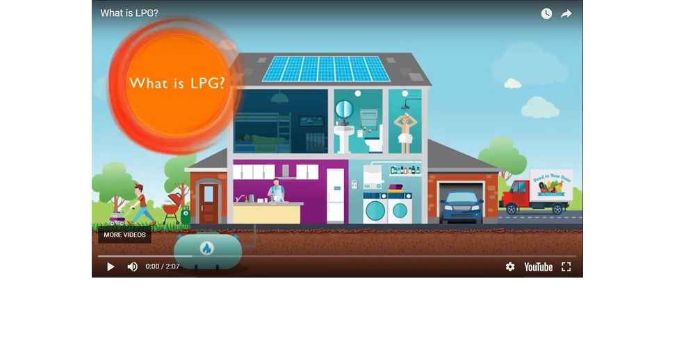 What is LPG for website spotlight