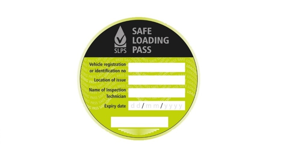 Safe Loading Pass Badge for social media